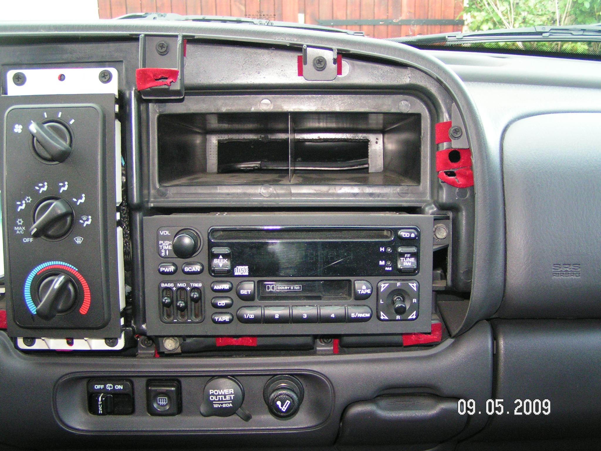 radio replacement dodge infinity wiring diagram