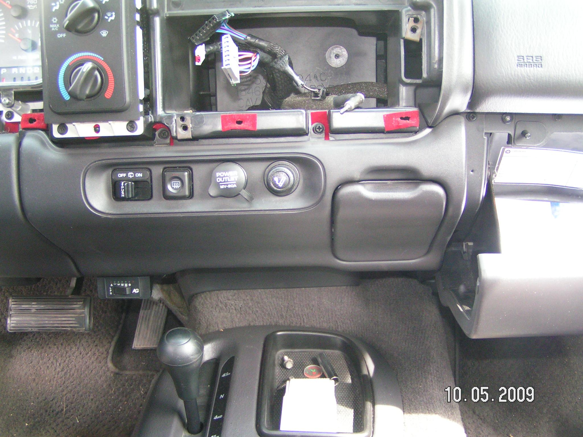 99 Dodge Durango Stereo Wiring Diagram